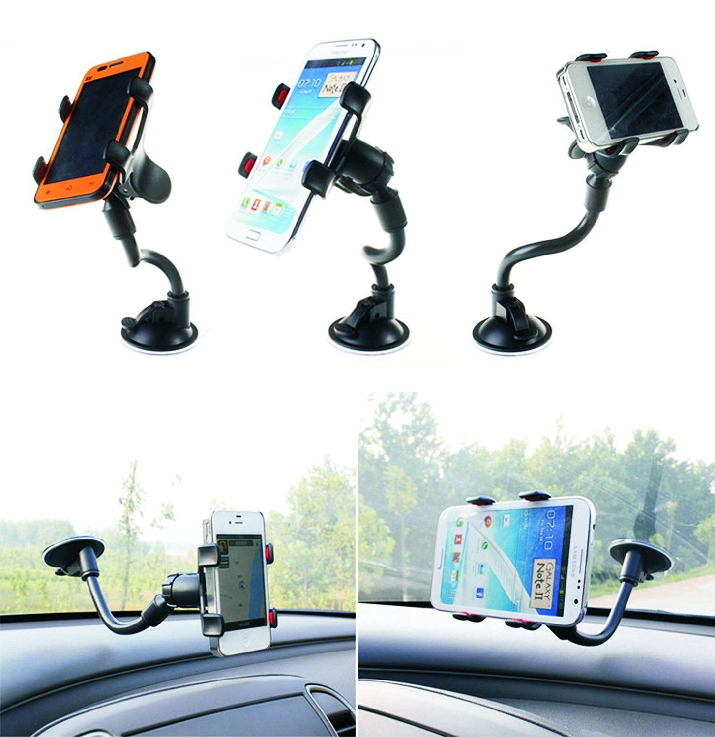 Pin On Top 10 Best Samsung S7 Edge Car Mounts In 2018
