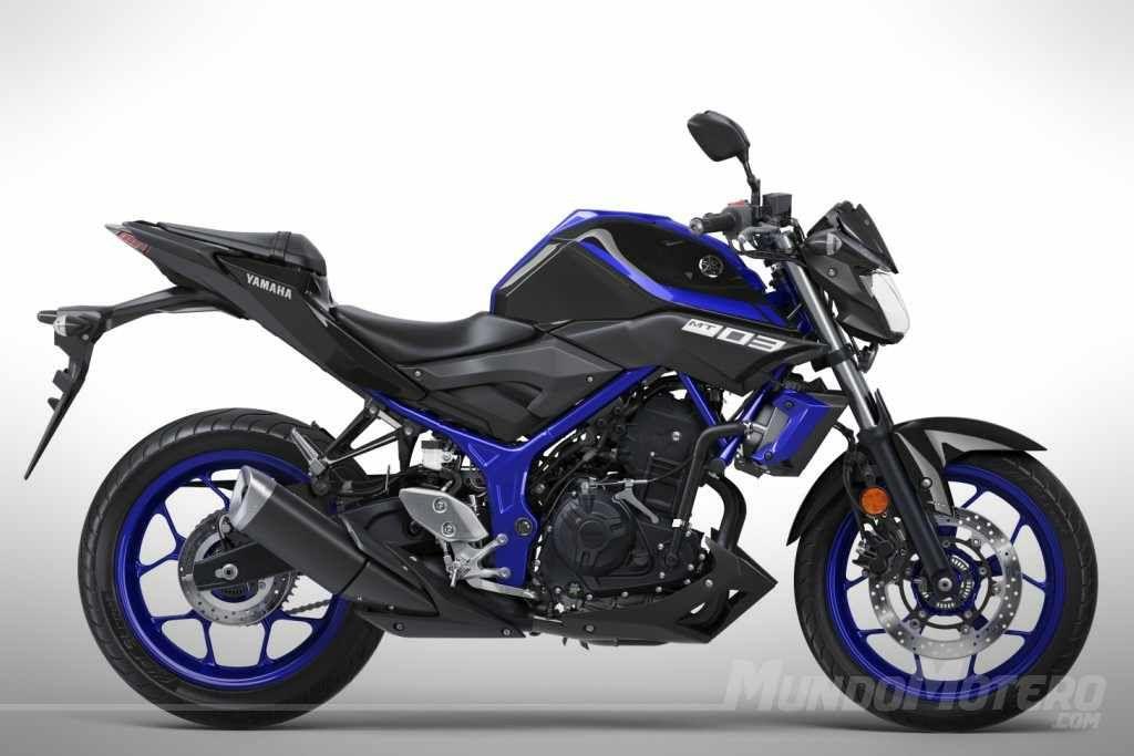123da1819cd Yamaha MT 03 2018