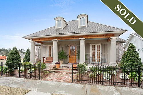 Doors & french acadian style homes - Google Search/colors | new house ...