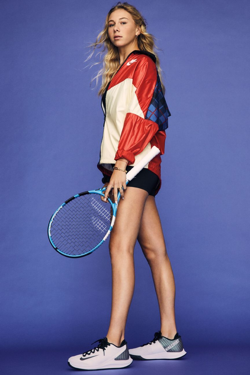 Inside Amanda Anisimova S Plan To Become Tennis S Next Superstar In 2020 Tennis Womens Tennis Tennis Clothes
