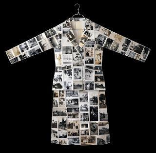 wearable photo album | Jane Waggoner Deschner