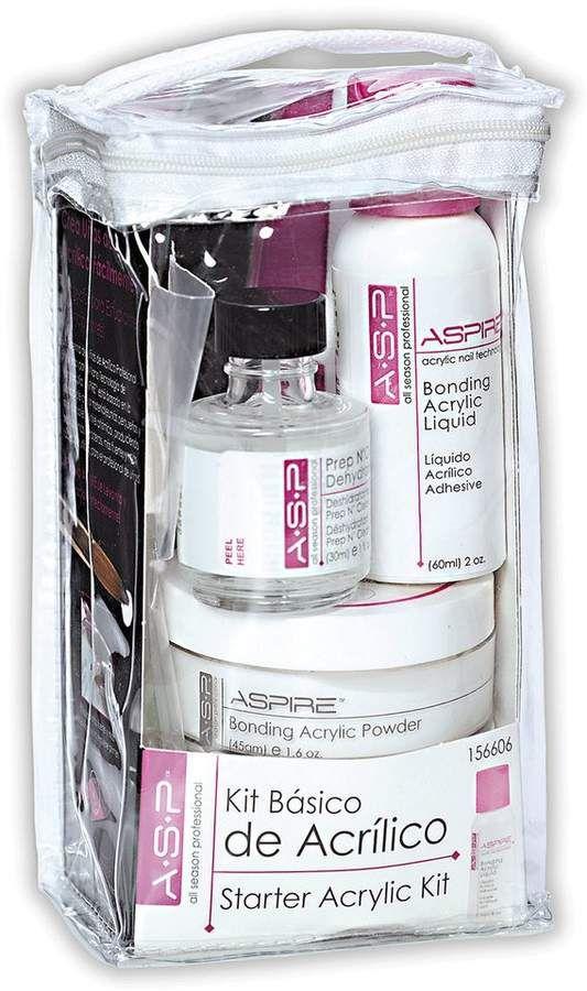 Asp Basic Starter Acrylic Kit