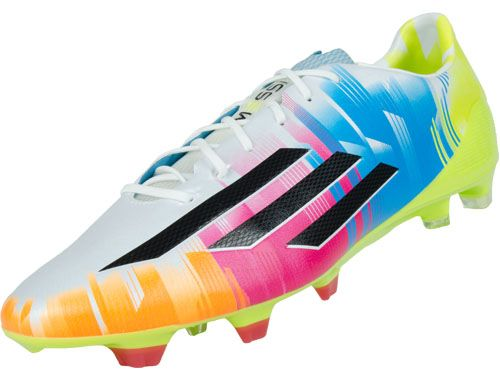 adidas Messi F50 adiZero TRX FG Soccer Cleats...Available at SoccerPro  Right Now! b000286d5