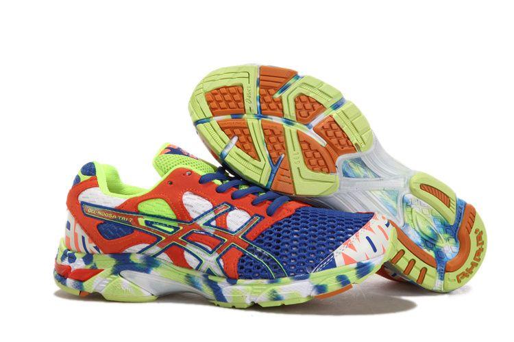 Asics Gel Noosa Tri 7 Women's Running Shoes Neon Orange Dark Grey Purple  Yellow | Asics Gel Noosa Tri 7 Womens | Pinterest | Asics, Dark grey and  Running ...