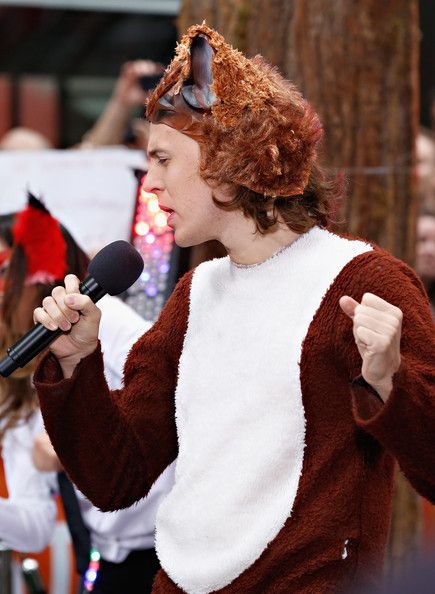 Bard Ylvisaker Photos: YLVIS Performs on the 'Today' Show