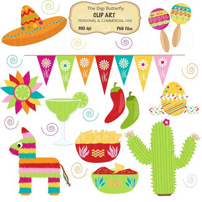 Fiesta party decoration pinterest f te mexicaine fete anniversaire et mexique - Decoration mexicaine a imprimer ...