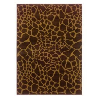 "Riverwoods Collection Giraffe 2'6""x7'9"" Runner by Lamps Plus. $69.91. Choosing the perfect rug is essential in creating a cohesive look in a room. Riverwoods Collection area rugs are created with great care and intricacy to offer stunning designs in deep, rich colors. These heavyweight area rugs are crafted with twisted heat-set olefin Riverwoods Collection. 100 percent polypropylene. Stain-resistant fiber. Spot clean only. Machine-made."
