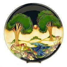 moorcroft pottery -