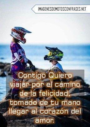 Imagenes De Motos Con Frases De Amor Genial Pinterest Love My