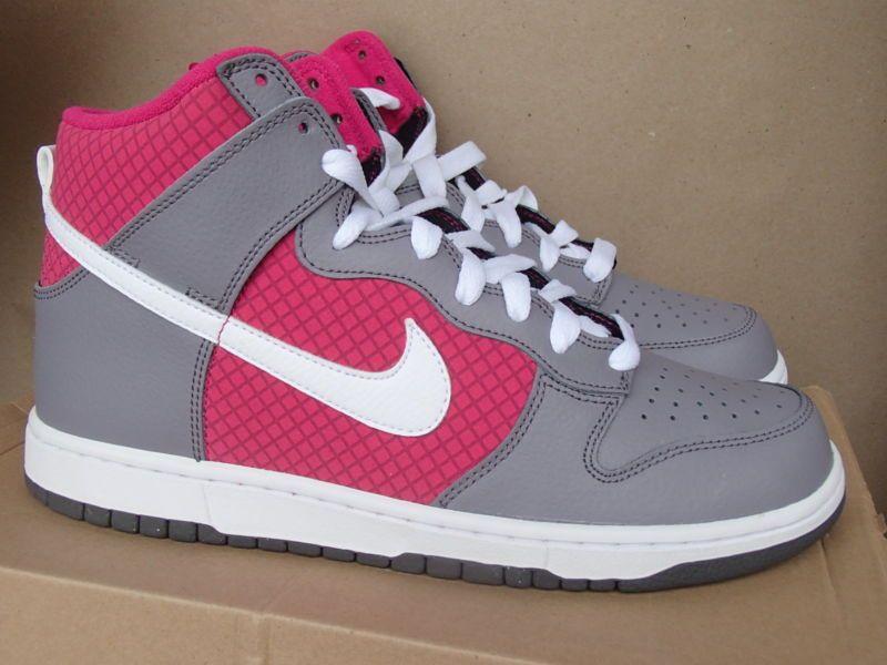 Omg Women's Nike Dunk , fire berry
