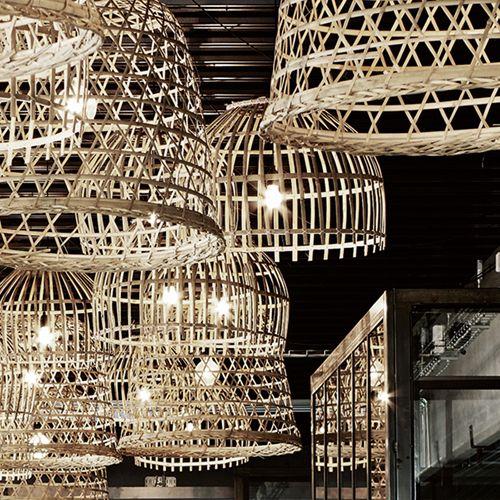 suspension en bambou ajour tine k home hit d co. Black Bedroom Furniture Sets. Home Design Ideas