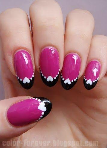 Color Forever #nail #nails #nailart