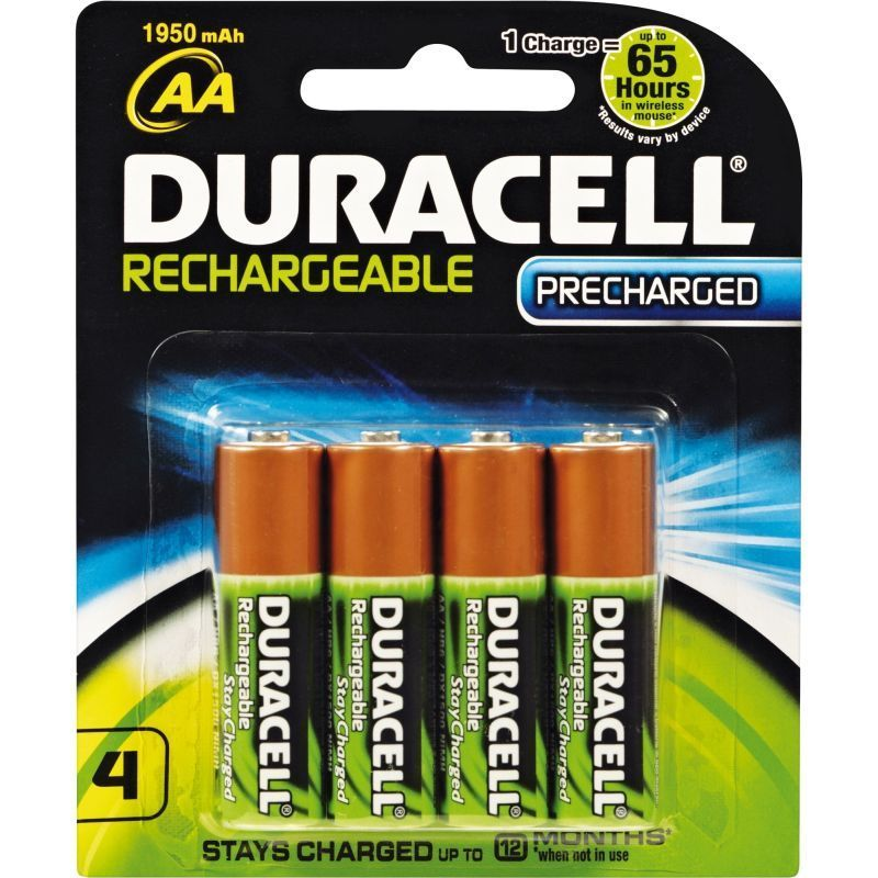 Most Powerful Rechargeable Battery Rechargeable Batteries Duracell Recharge