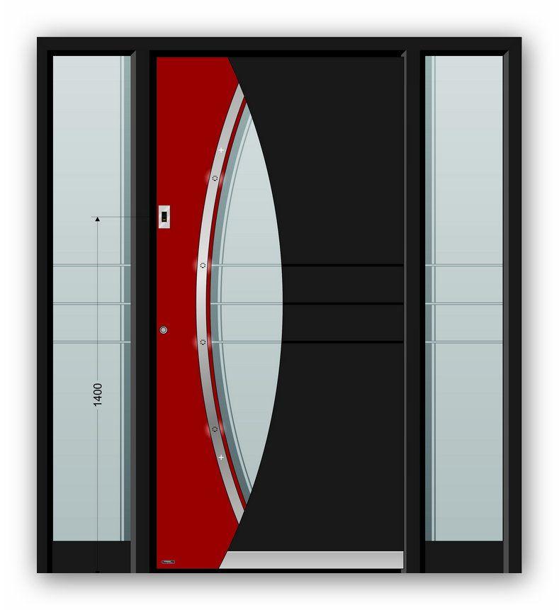 Messetur Original Verpackt Ohne Mangel Am Lager Sofort Lieferbar Neupreis 7755 Reduziert Auf 4499 Door Design Modern Door Design Aluminium Glass Door