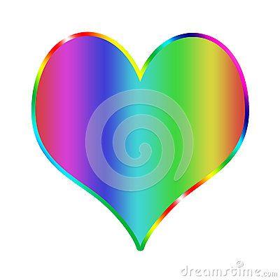 illustration-rainbow-heart-27869490.jpg (400×400)