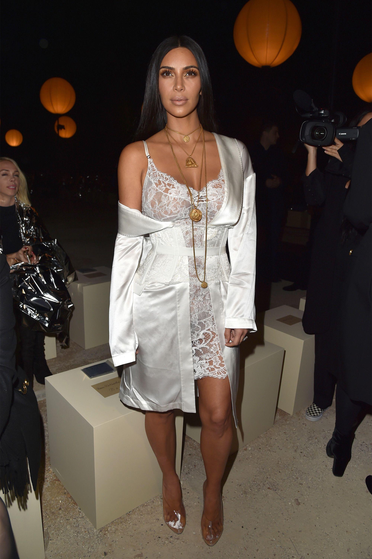 da23c820057 Kim Kardashian s Money-Printed Coat and More of Her Best New Looks ...