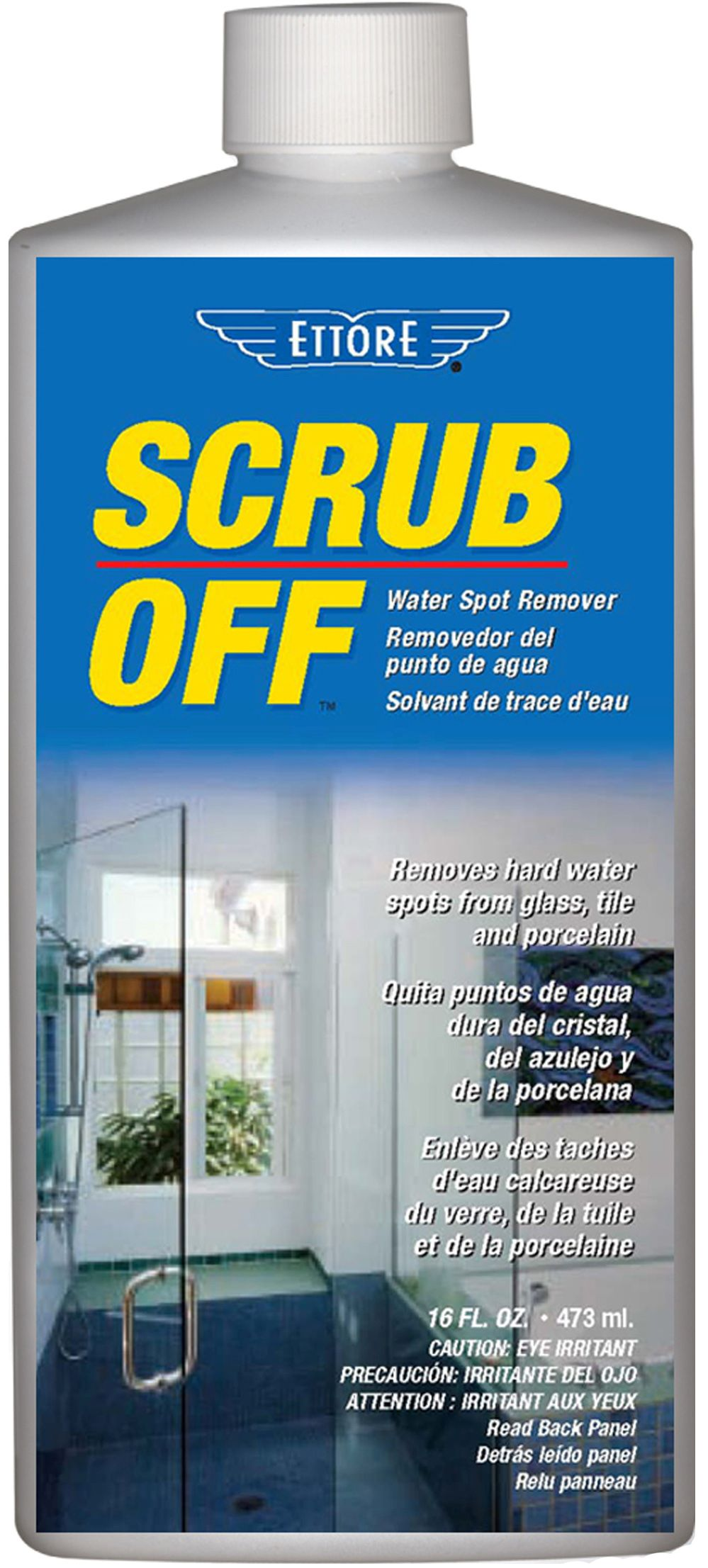 Ettore Scrub Off spot remover removes stubborn hard water stains ...