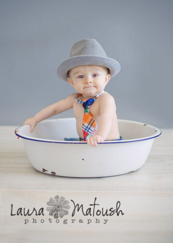 The Savvy Photographer | 6 month old baby ideas | Pinterest ...