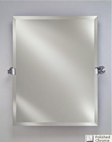 bathroom mirror mounting brackets. Bath · Afina Corporation RM-620-CR 24 In.Radiance Tilt Brackets Round Frameless Mirror Bathroom Mounting B