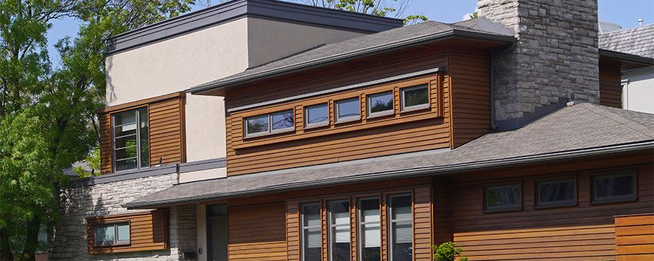 Wood House Siding | House Siding Options: Change How Your House Looks