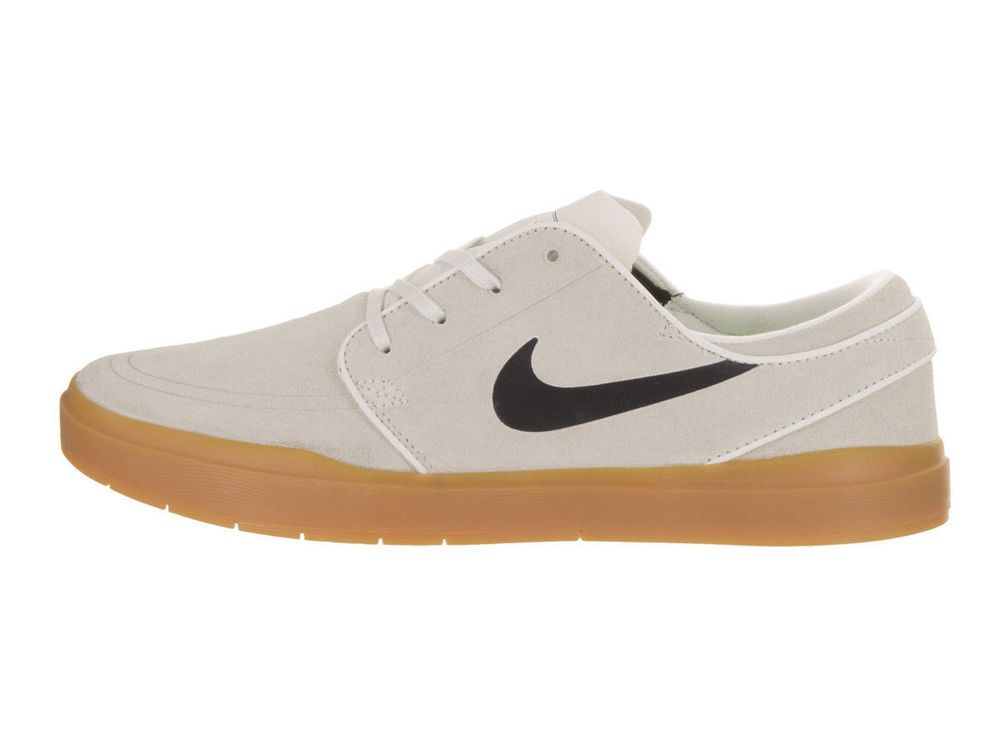 innovative design 65f6d e200c Nike SB Stefan Janoski Hyperfeel Mens Skate Shoes 11 Summit White 844443  100  Nike  SkateShoes