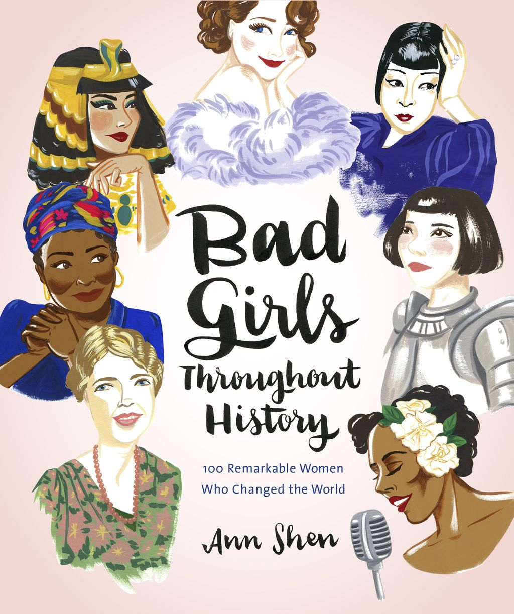 Bad Girls Throughout History (eBook)