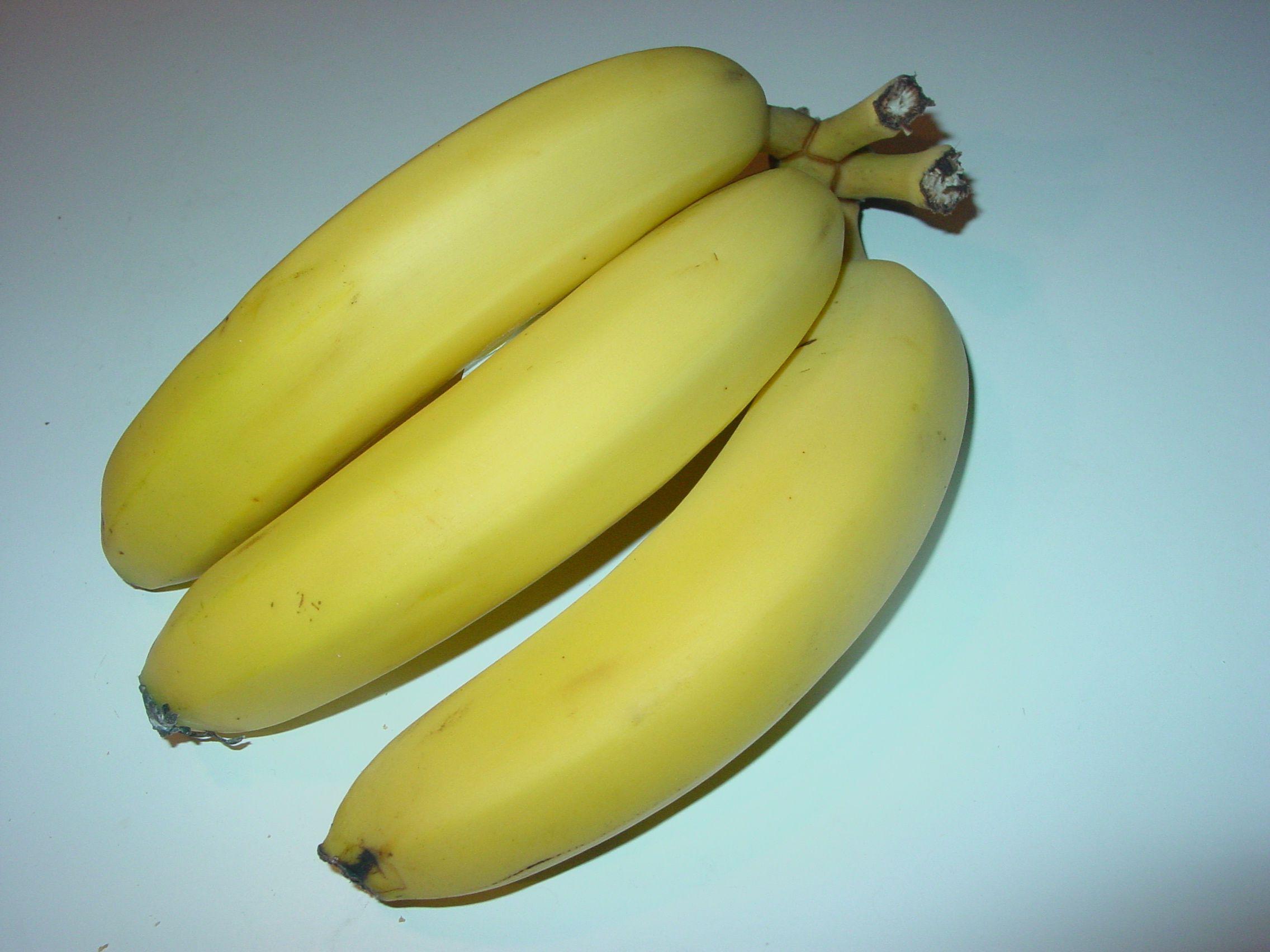 Bananas Organicas