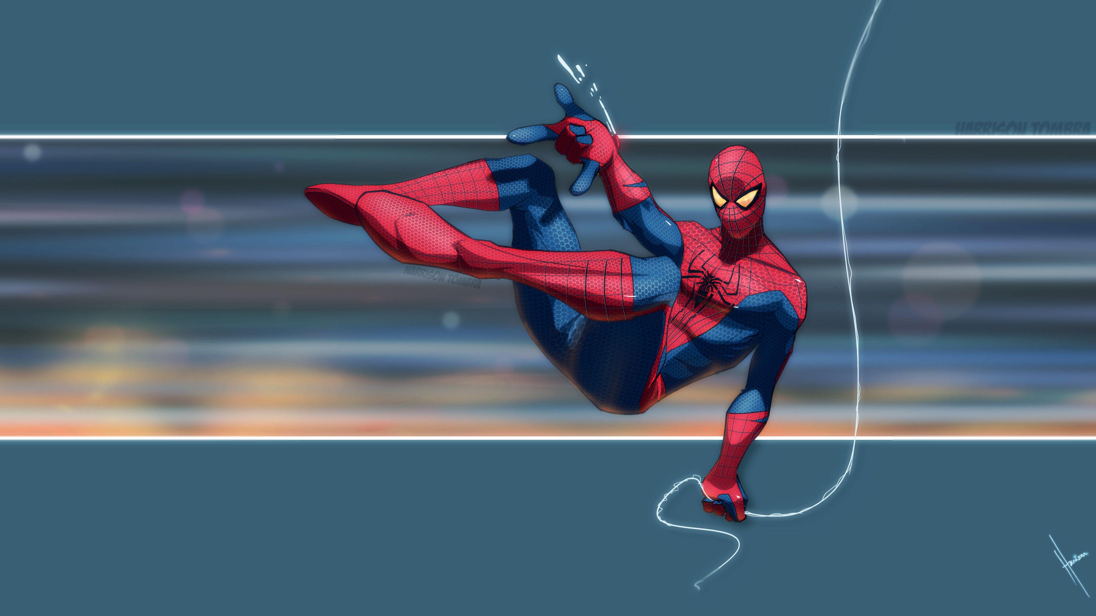 Spider Boy 4k Superheroes Wallpapers Spiderman Wallpapers Hd Wallpapers Digital Art Wallpapers Deviantart Wallpapers Spiderman Art Wallpaper Hd Wallpaper