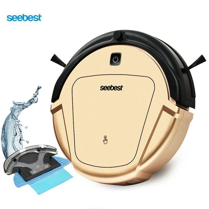 Робот-пылесос Seebest d750