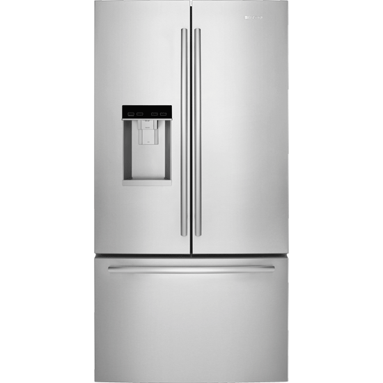 Incroyable The Largest Capacity Counter Depth French Door Refrigerators (Reviews /  Ratings)