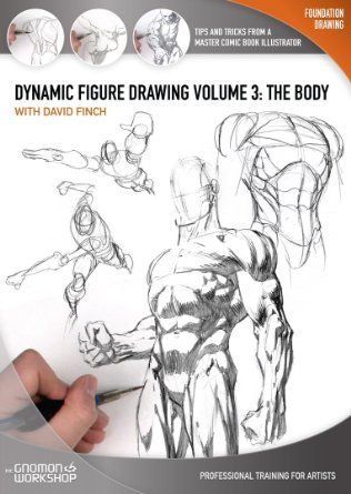 The Gnomon Workshop - Dynamic Figure Drawing: The Body [repost ...