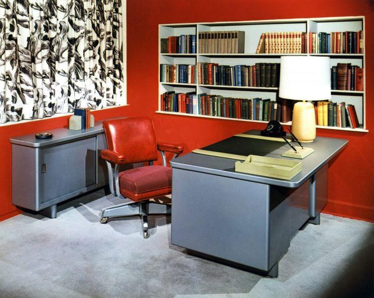 Office Furniture Timeline Werner 1950s 1953