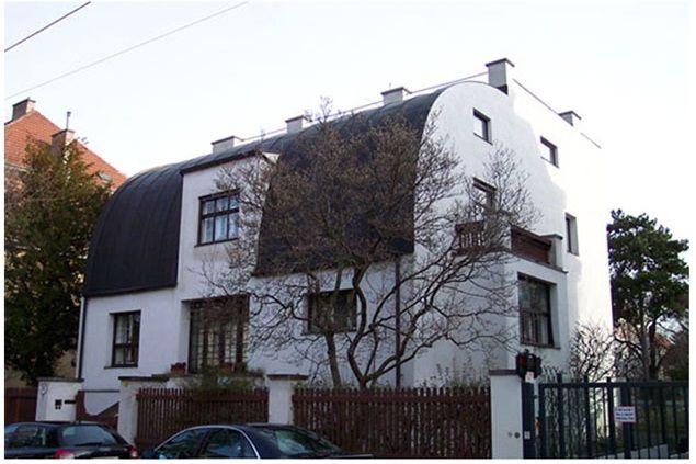 Adolf Loos, Casa Steiner, Viena, 1910 Arquitectura