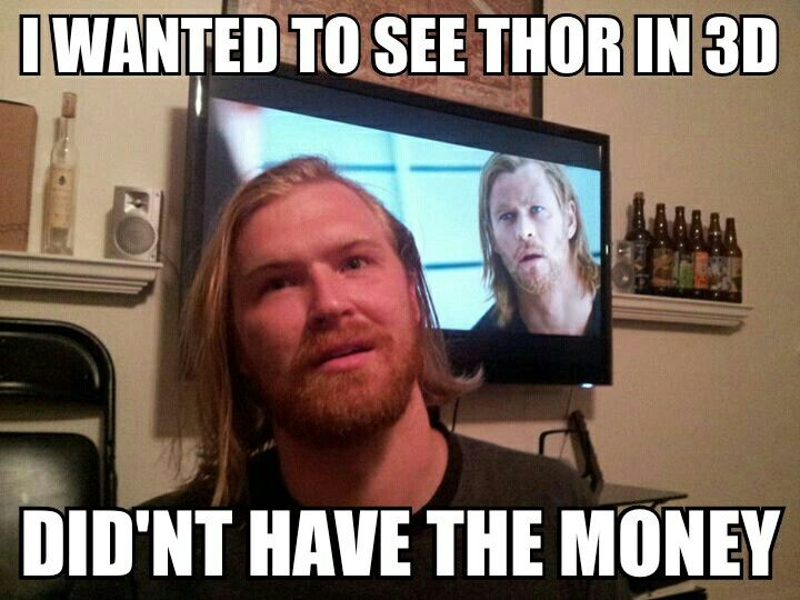 Funny Meme For Boyfriend : So i made a meme of my boyfriend literally his nickname is thor