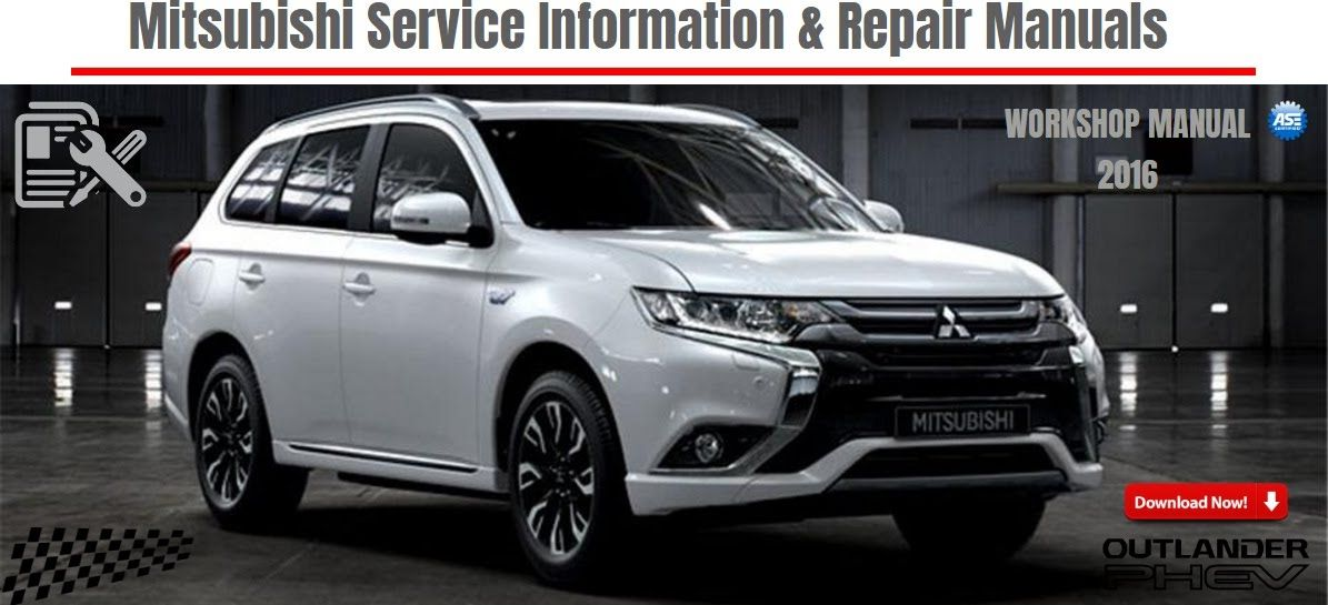 mitsubishi outlander manual 2014