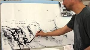 Image result for chinese ink painting techniques