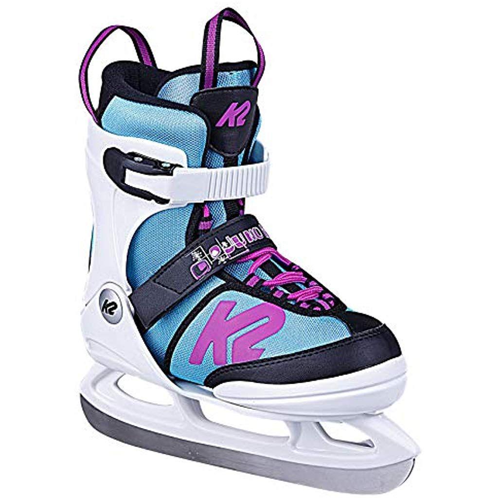 K2 Madchen Juno Ice Girl Skates Sport Freizeit Camping Outdoor Campingkuche Campingherde Bekleidung Spezielle Anlasse Kinder Schuhe Kinderschuhe
