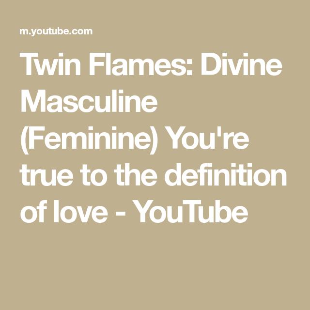 the definition of feminine