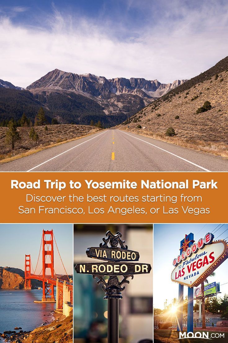 Driving To Yosemite Route Suggestions From Sf La Or Lv San Francisco Day Trip West Coast Road Trip Road Trip Usa