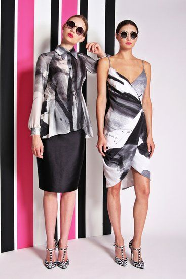 Christian Siriano Resort 2014: What's Old Is New Again