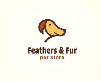 40 Beautiful Animal Logo Design Examples For Inspiration Pet Logo Design Graphic Design Logo Logo Design