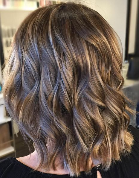 Caramel Lights Mane Interest Hair I