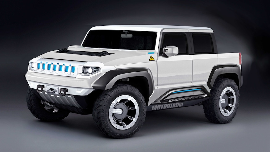 Expectation About The Hummer Electric Pickup 2020 My Blog New Hummer Electric Pickup Truck Pickup Trucks