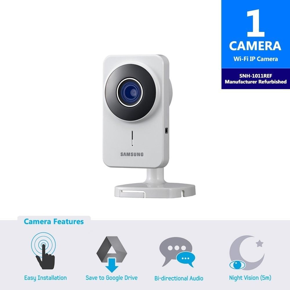 Samsung SNH-1011 Wireless IP Camera | HOT Products | Free