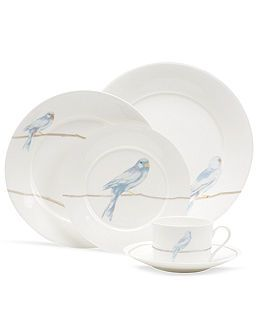 Martha Stewart Collection Dinnerware Sky Song Collection - Fine China - Dining u0026 Entertaining -  sc 1 st  Pinterest & Martha Stewart Collection Dinnerware Sky Song Collection - Fine ...