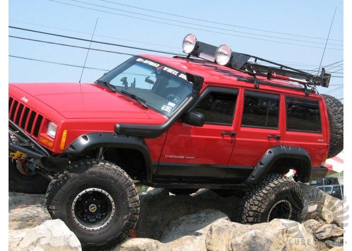 Jeep Cherokee Xj Snorkel Air Tube Cuberra Jeep Cherokee Xj