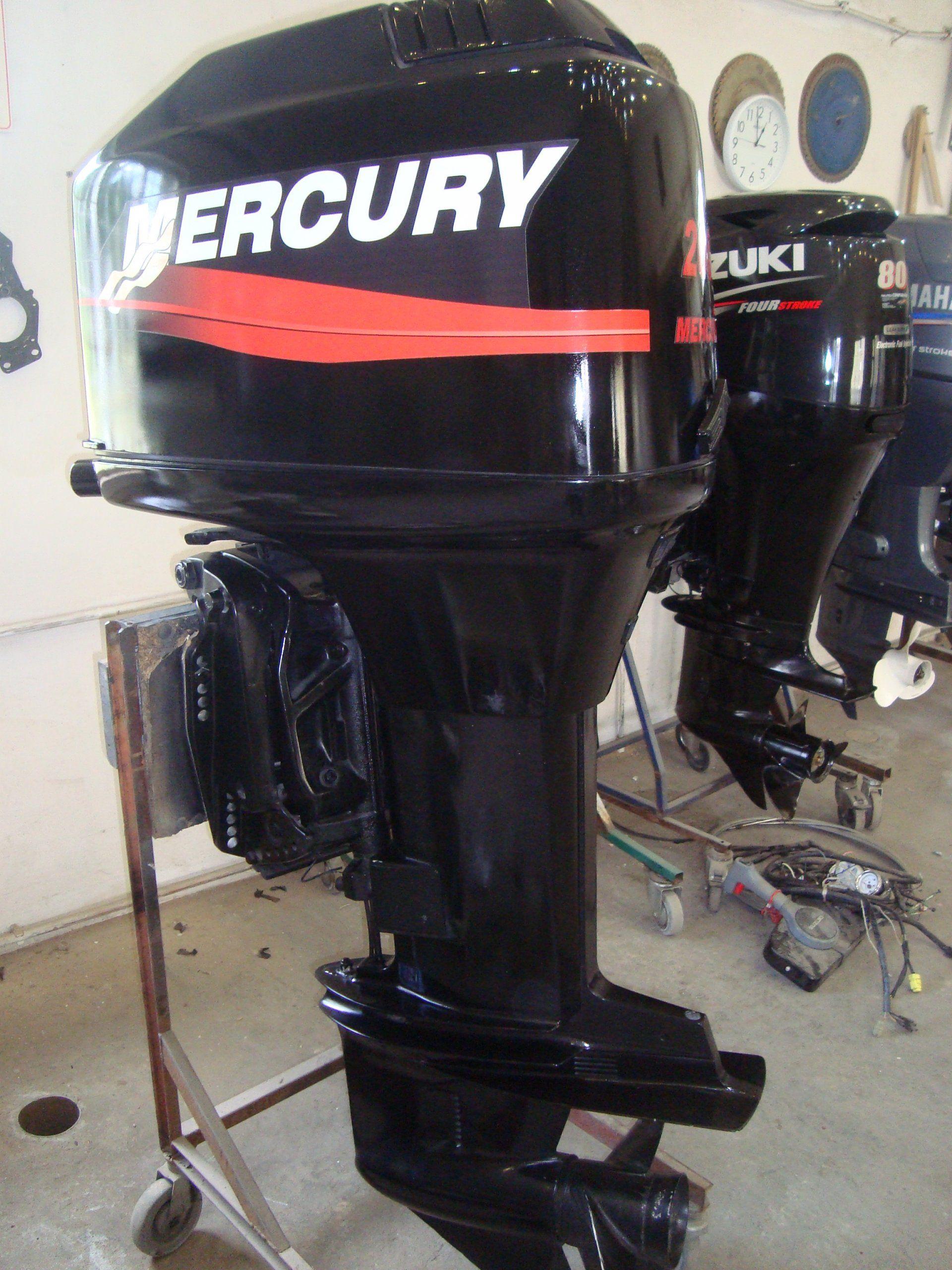 Silnik Zaburtowy Mercury 200km Okazja 6312687751 Oficjalne Archiwum Allegro 80 S