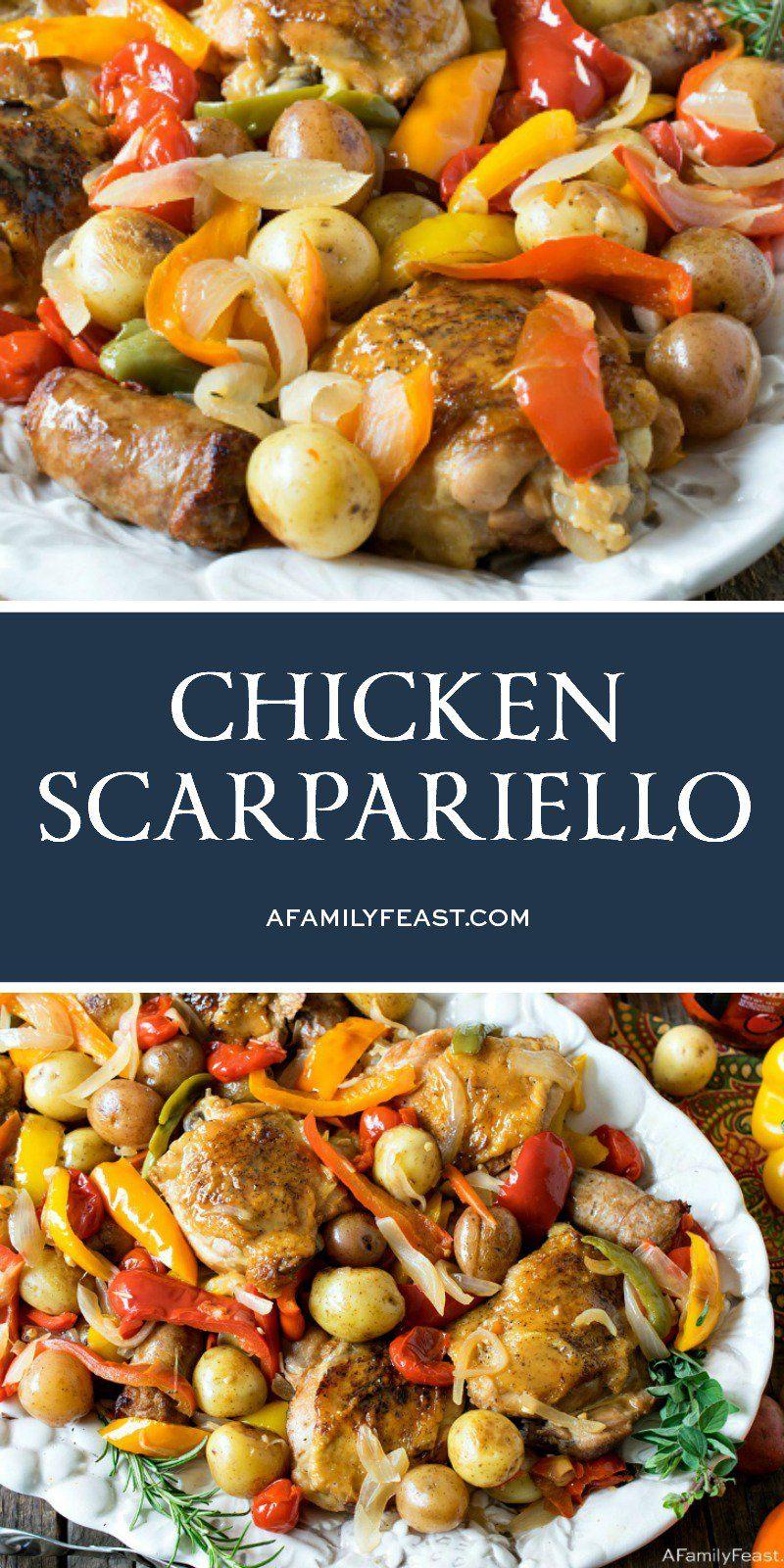 Chicken Scarpariello images