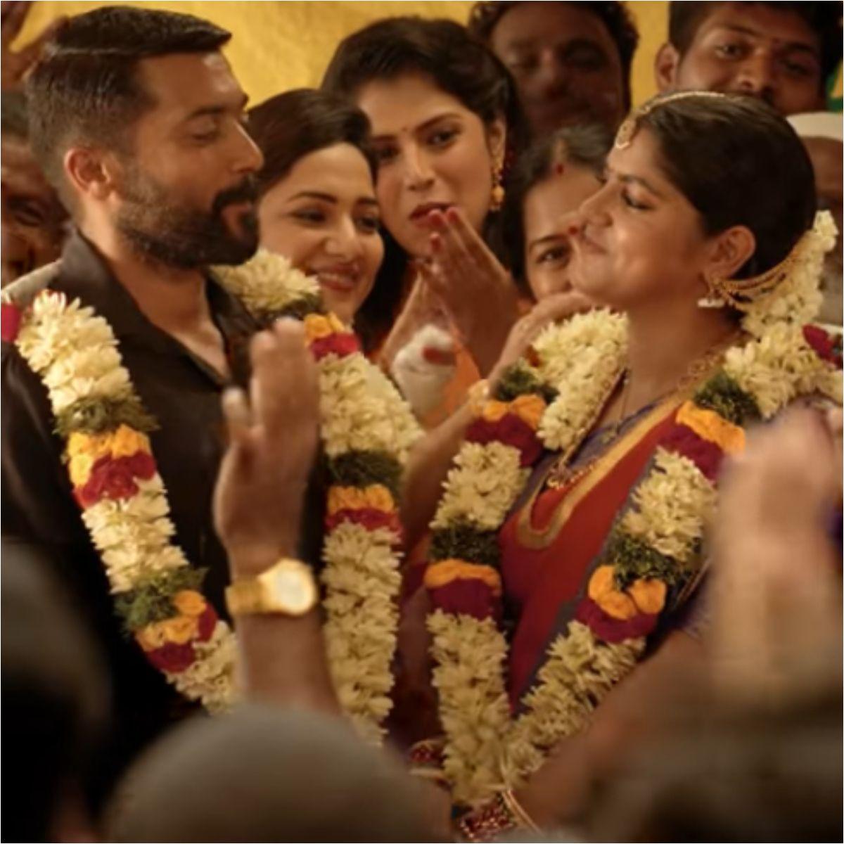 Soorarai Pottru's Kaattu Payale Suriya, Aparna Balamurali