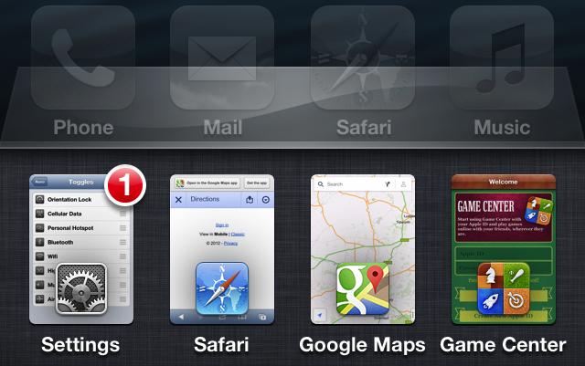 Auxo Jailbreak Tweak Is The App Switcher Apple Should Have